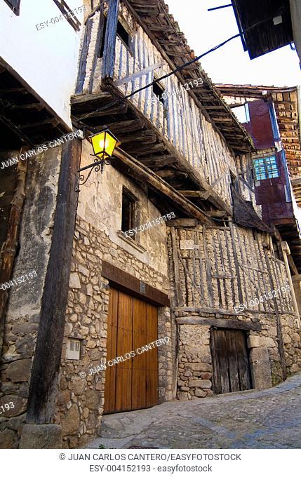 Mogarraz. Salamanca. Castile and León. Spain. Europe