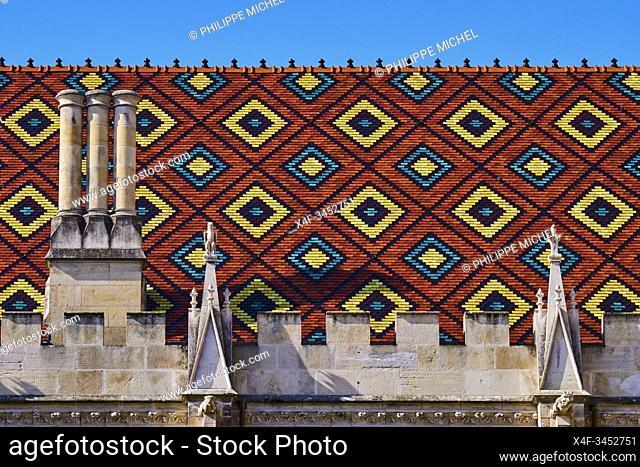 France, Burgundy, Yonne, Sens, Saint-Etienne cathedral