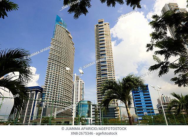 Panama City, Panama, Central America