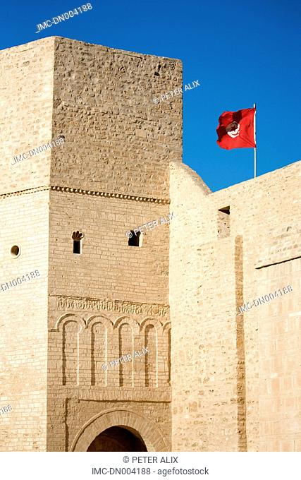 Tunisia, Monastir, the ribat
