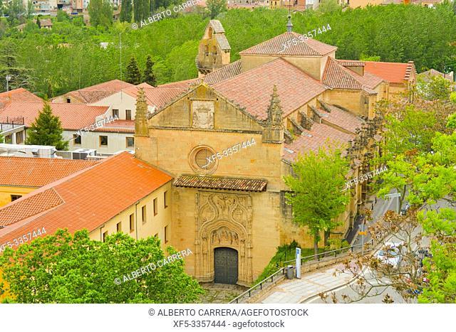 Wall of Segovia, Segovia, UNESCO World Heritage Site, Castilla y León, Spain, Europe