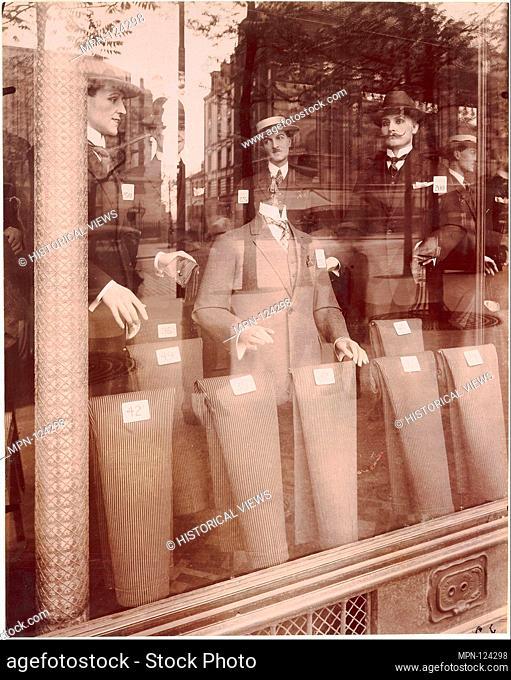 Avenue des Gobelins. Artist: Eugène Atget (French, Libourne 1857-1927 Paris); Date: 1925; Medium: Gelatin silver print from glass negative; Dimensions: 21