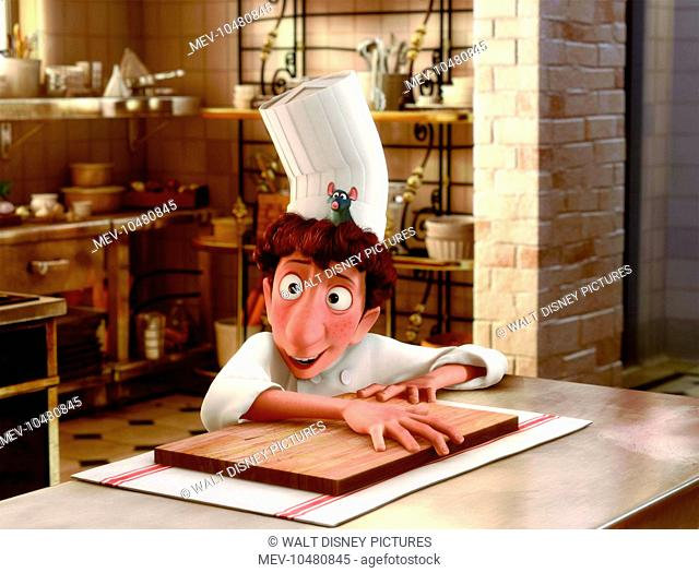 Ratatouille Remy Linguini Stock Photo Picture And Rights Managed Image Pic Mev 10480845 Agefotostock