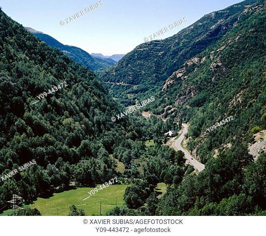 Vall de Boí, Lleida province, Catalonia, Spain