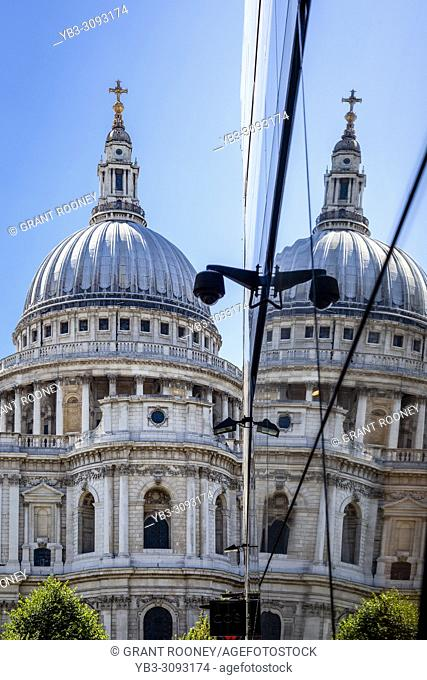 St Paulâ. . s Cathedral, London, England