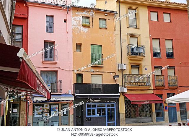 Old quarter. Plasencia, Caceres, Extremadura, Spain