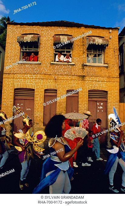 Carnival, Grenada, Caribbean, West Indies