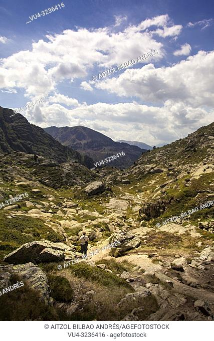 Hiking paradise, Andorra is a perfect place in summer for hiking, a lot of rivers and lakes to discover