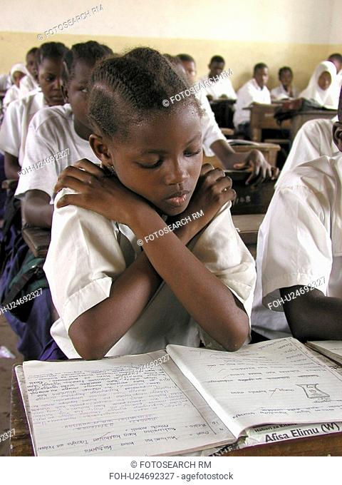 secondary, person, mtakuju, tanzania, school, people