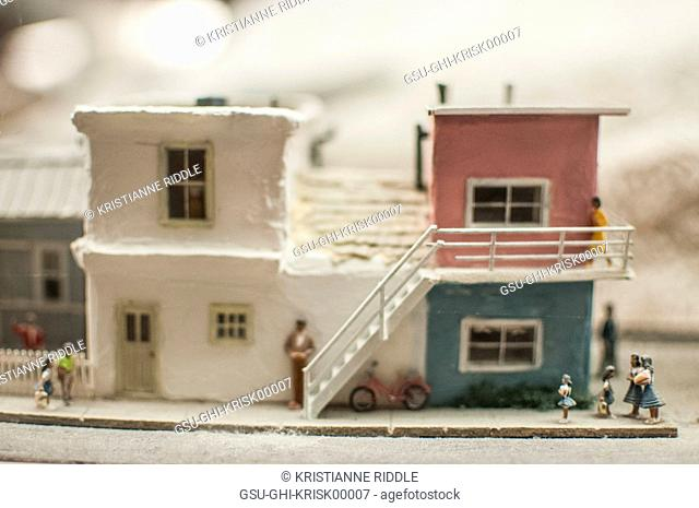 Miniature Building
