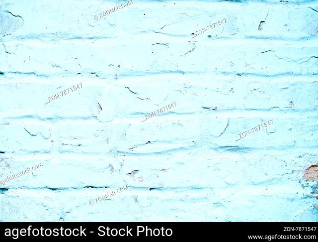 white brick wall, old brick wall, background