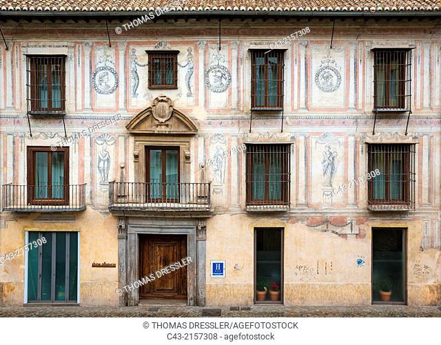 Granada characteristic moorish quarter Stock Photos and Images | age