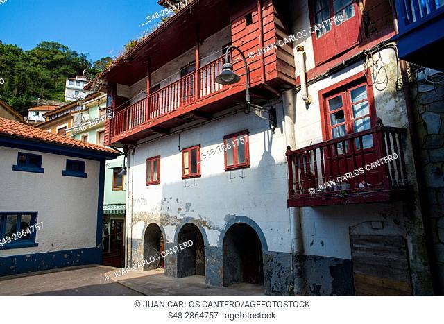 Cudillero. Asturias. Spain