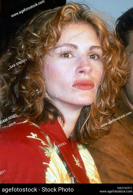Julia Roberts 1994.Photo By John Barrett/PHOTOlink.