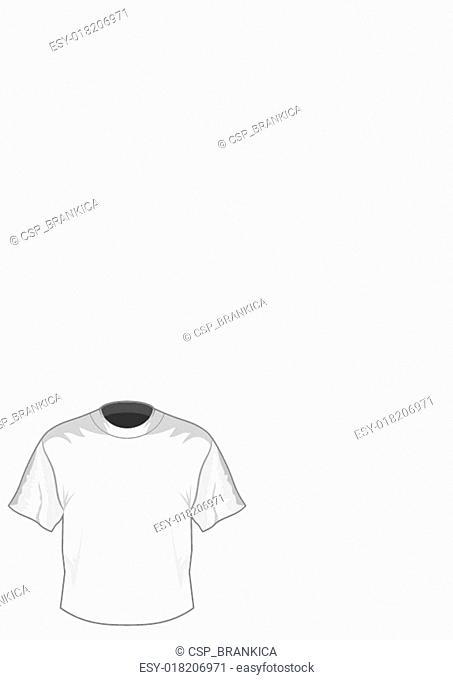 retro basic T-shirt