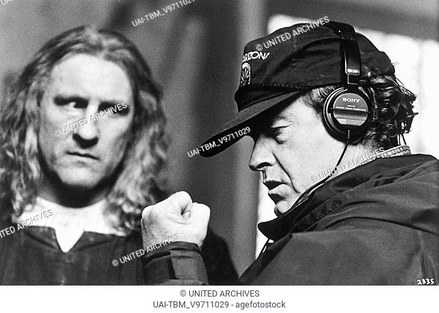 1492 - Die Eroberung des Paradieses / Set / Gérard Depardieu / Ridley Scott