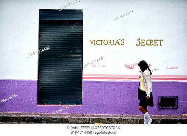 Victoria's Secret Otavalo Ecuador