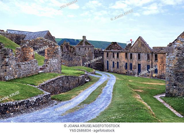 Charles Fort, Kinsale, County Cork, Ireland