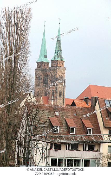 Christmas time Nuremberg. Germany