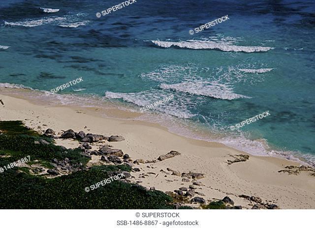 Punta Sur National Park Cozumel Mexico