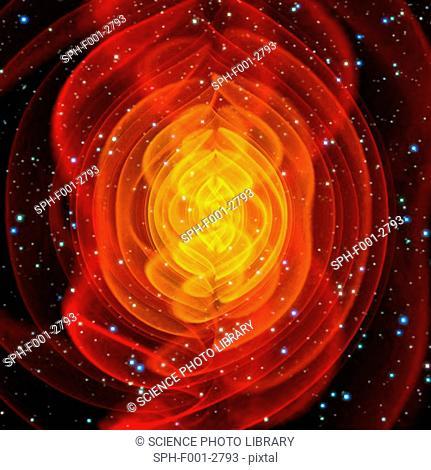 Merged black holes
