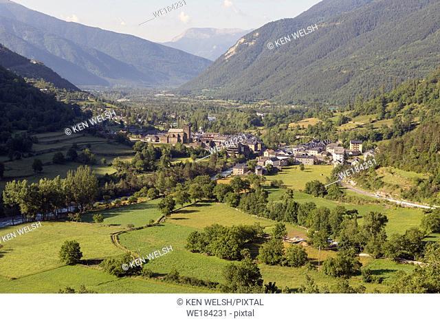 Broto, Huesca Province, Aragon, Spain