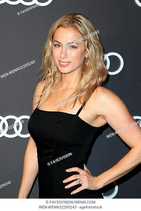 Audi Celebrates The 69th Emmys - Arrivals Featuring: Iliza Shlesinger Where: Hollywood, California, United States When: 14 Sep 2017 Credit: FayesVision/WENN