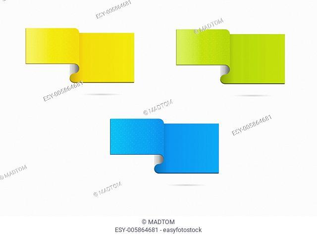 folded template