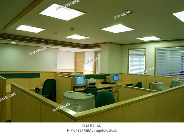 MODERN OFFICE INTERIORS KOCHI