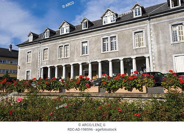 Centre Hospitalier, Lourdes, Midi-Pyrenees, France