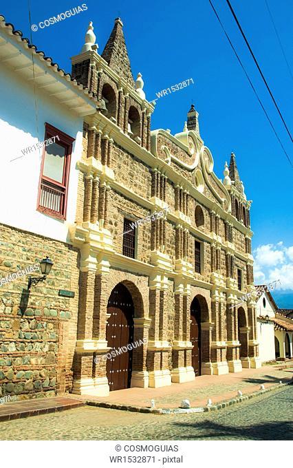 Santa Barbara Church, Santa fe de Antioquia, Antioquia, Colombia