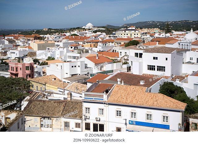 PORTUGAL ALGARVE LOULE OLD CITY