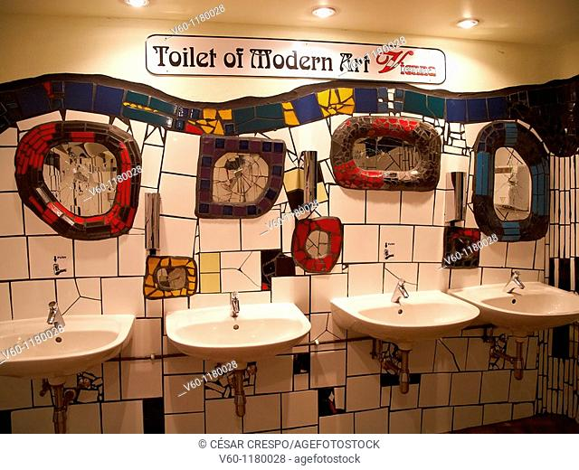 -Toilet of Modern Art- Wien (Austria)