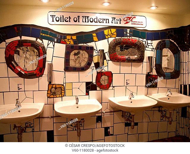 -Toilet of Modern Art- Wien (Austria)