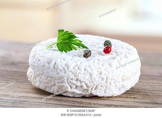 French farm goat cheese