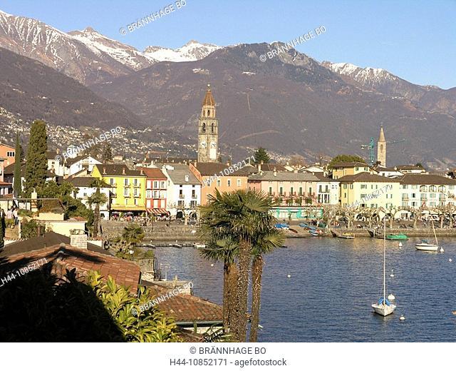 10852171, Switzerland, Ascona city, Canton of Tici