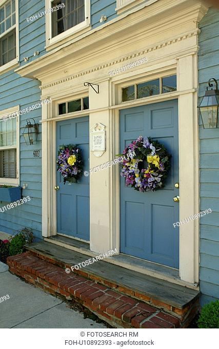 Chesapeake City, MD, Maryland, Chesapeake Bay, Historic Village, Banks Steele House