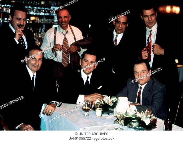 Meyer Lansky: Amerikanisches Roulette, Lansky, Meyer Lansky: Amerikanisches Roulette, Lansky, P. Siragusa, T. La Grua, R. Miano, Anthony LaPaglia, N