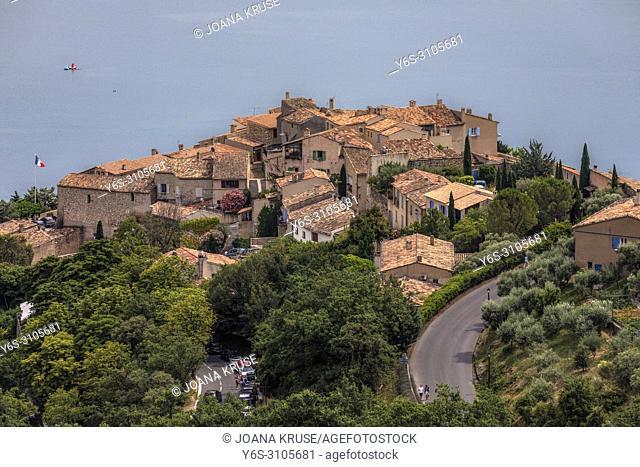 Sainte-Croix-du-Verdon, Alpes-de-Haute-Provence, Provence, France