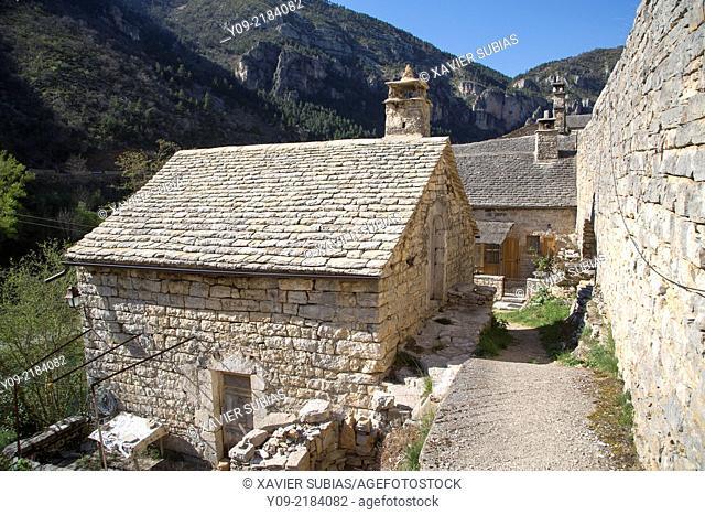 Hauterives, Aveyron department, Midi-Pyrénées, France