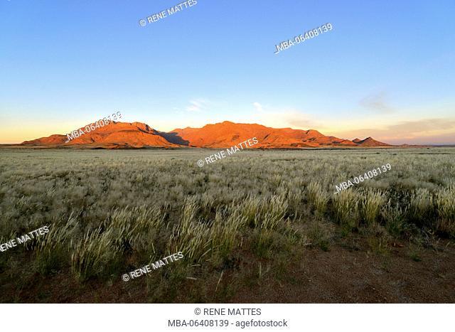 Namibia, Erongo, Damaraland, Brandberg and Ugab river valley