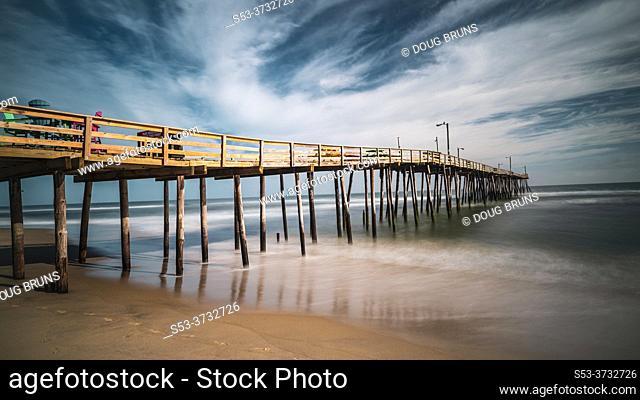 Nags Head, NC, Fishing Pier