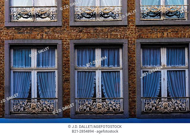 Belgium. Lier. old house