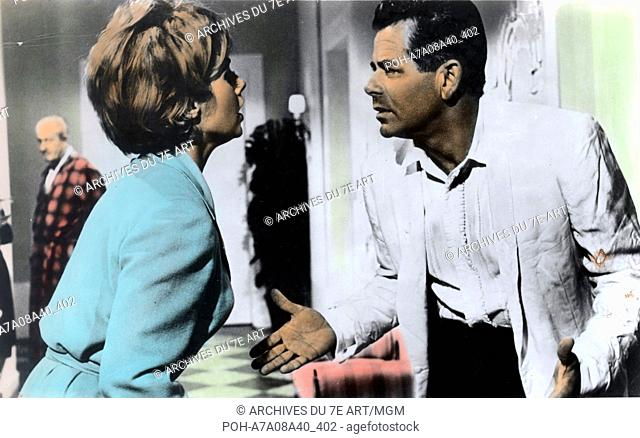 The Courtship of Eddie's Father  Year: 1963 USA Glenn Ford, Shirley Jones  Director: Vincente Minnelli. It is forbidden to reproduce the photograph out of...