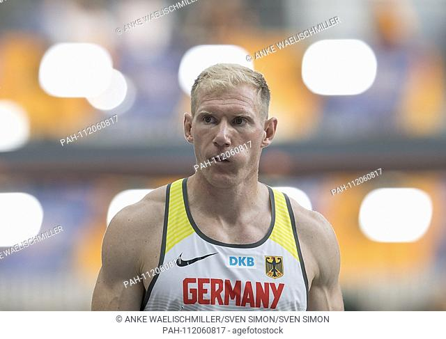 Arthur ABELE, Germany, Decathlon javelin, on 08.08.2018 European Athletics Championships 2018 in Berlin / Germany from 06.08. - 12.08.2018