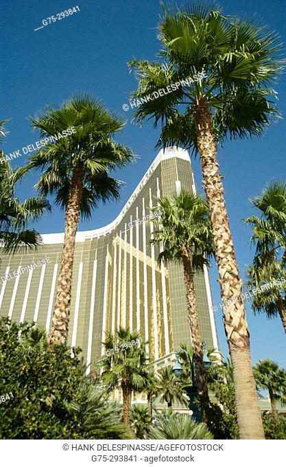 Mandalay Bay hotel and casino. Las Vegas. Nevada, USA