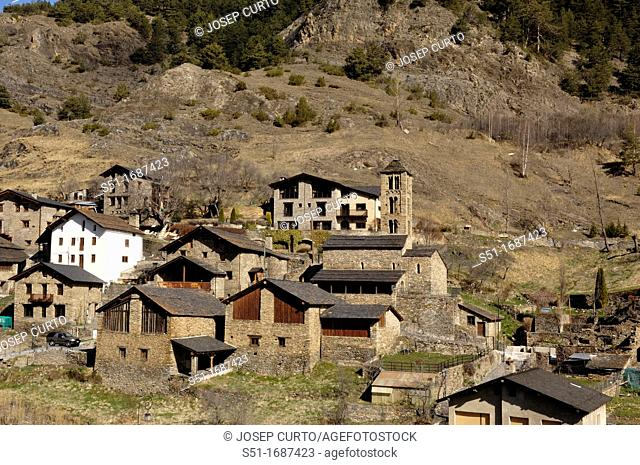 Overview, Pal, Andorra