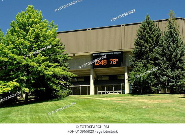 Pullman, WA, Washington, Washington State University, Beasley Performing Arts Coliseum