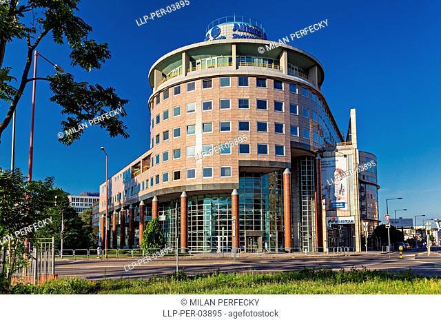 Allianz insurance, Bratislava, Slovakia