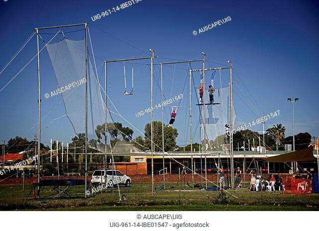Sky High Trapeze